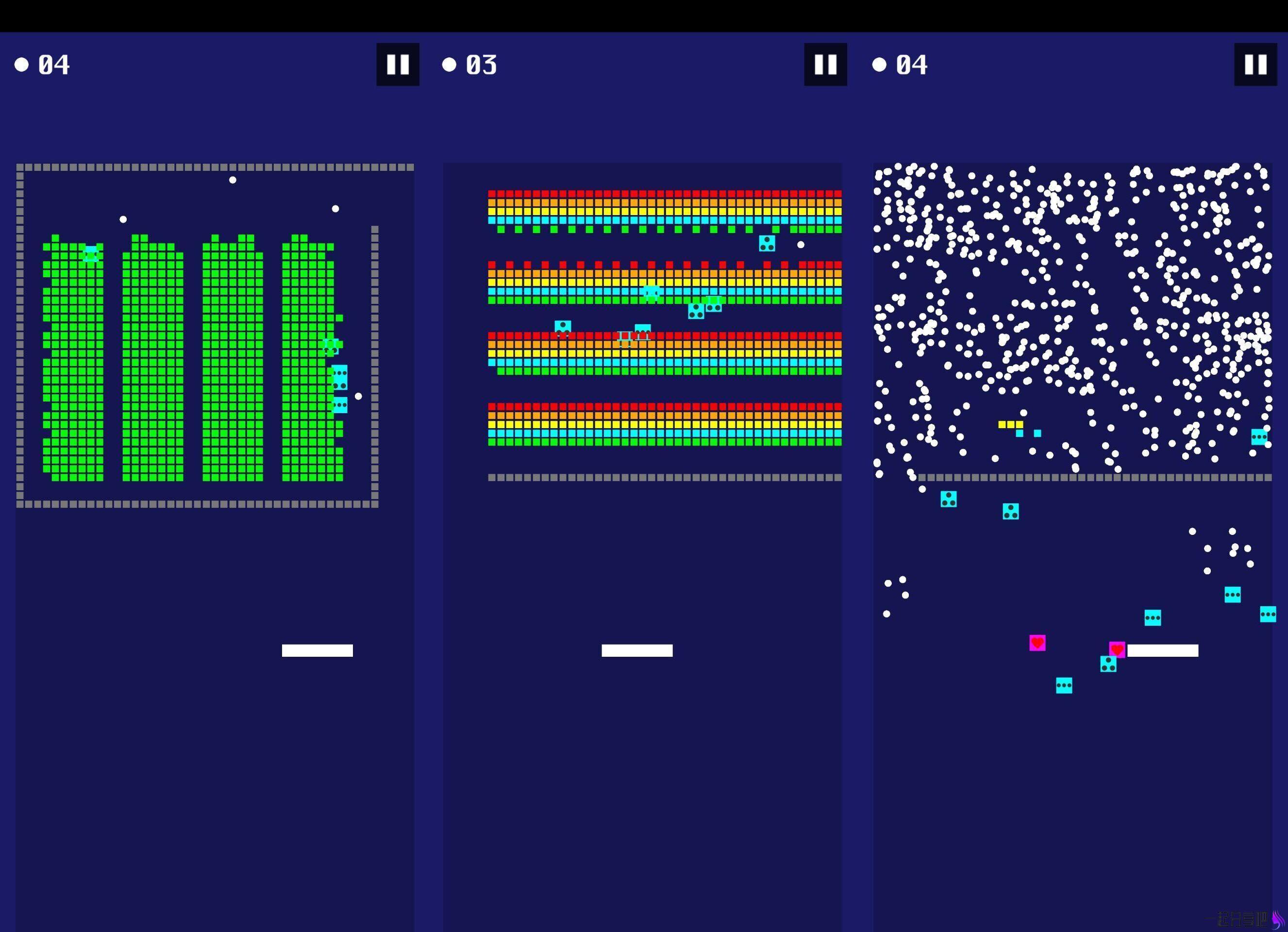 砖块破坏者破解版 适合消磨时间的经典娱乐游戏 第1张