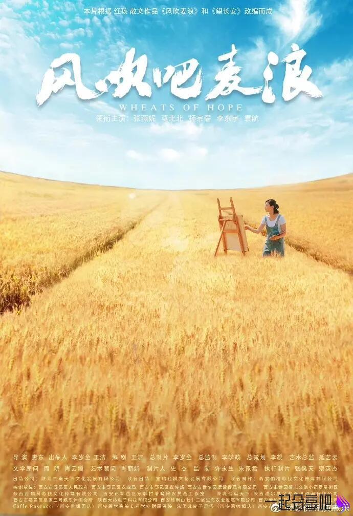 2019年剧情电影《风吹吧麦浪》HD1080p国语中字版 第1张